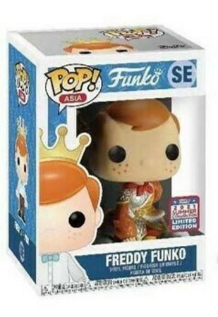 image de Freddy Funko as Monkey King - CHINAJOY EXPO (2021)