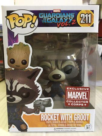 image de Rocket With Groot