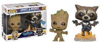 image de Groot & Rocket (Vol. 2) (2-Pack)