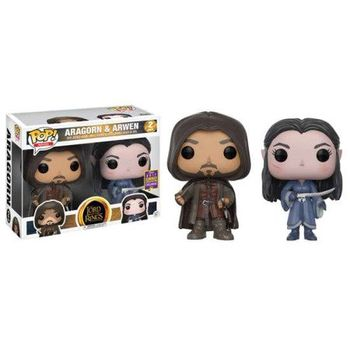 image de Aragorn & Arwen (2-Pack) [Summer Convention]