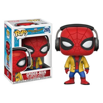 image de Spider-Man (Homecoming) (Headphones)
