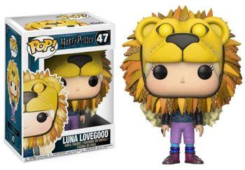 image de  Luna Lovegood (Lion Hat)