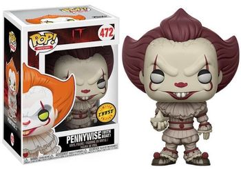 image de Pennywise (With Boat) (Sepia)