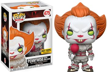 image de  Pennywise (with Balloon)