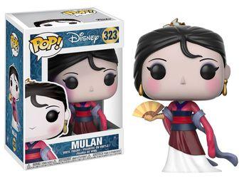 image de Mulan (Dancing)