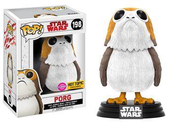 image de  Porg (Flocked)