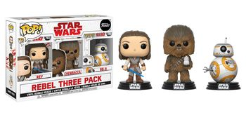image de First Order Three Pack