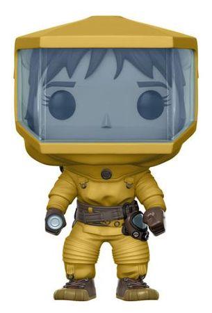 image de Joyce (Biohazard Suit)