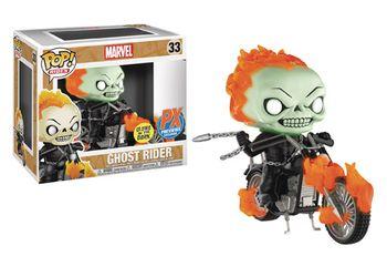 image de  Ghost Rider #33 (Glow, Bobble-Head) [PX Previews]