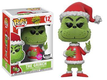 image de The Grinch (Flocked)