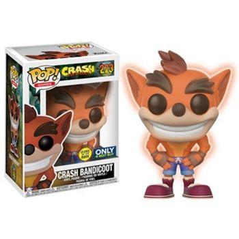 image de Crash Bandicoot (Glow in the Dark)