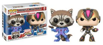 image de Rocket Raccoon vs Mega Man X (Player 2) (2-Pack)