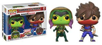image de Gamora vs Strider (2-Pack)