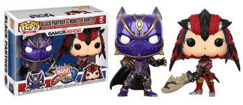 image de Black Panther vs. Monster Hunter (2-Pack)