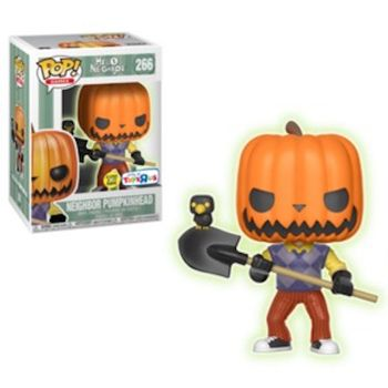 image de Neighbor Pumpkinhead (Glow in the Dark)