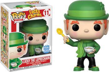 image de Lucky the Leprechaun