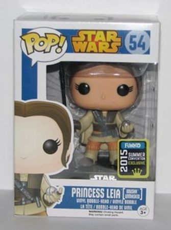 image de Princess Leia (Boushh Unmasked) [Summer Convention]