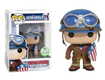 image de Captain America (WWII) [Spring Convention]