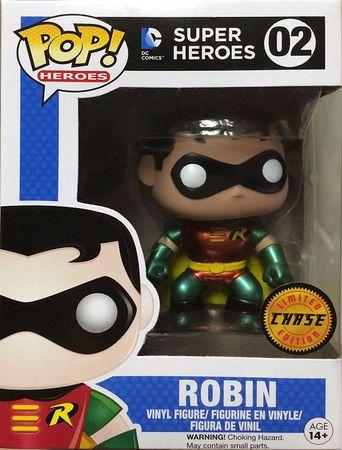 image de Robin (DC Super Heroes) (Metallic)
