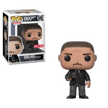 image de Oddjob (from Goldfinger) (Throwing Hat)
