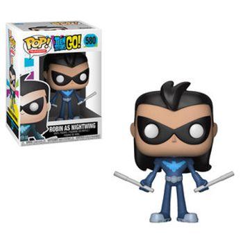 image de Robin As Nightwing