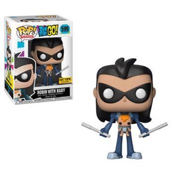 image de Robin As Nightwing (Baby)