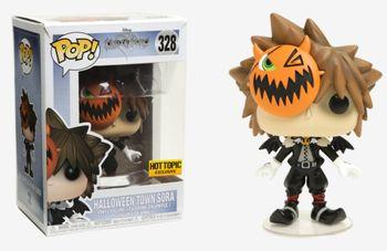 image de Sora (Halloween Town)