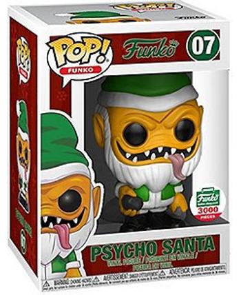 image de Psycho Santa (Green)