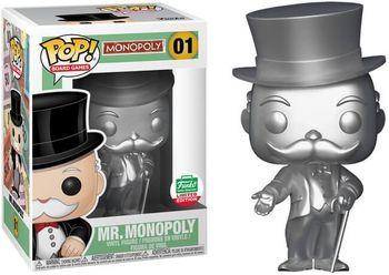 image de Mr. Monopoly (Silver)
