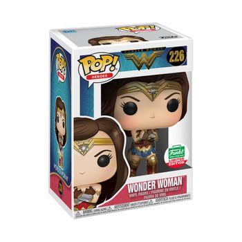 image de Wonder Woman (Gauntlets)