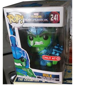 image de Hulk (Ragnarok) (Blue)