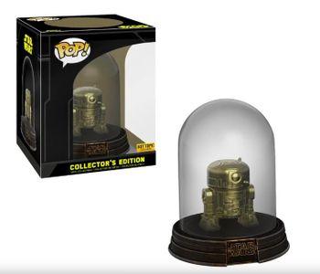 image de R2-D2 (Gold) (Dome)
