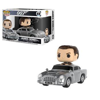 image de James Bond with Aston Martin DB5