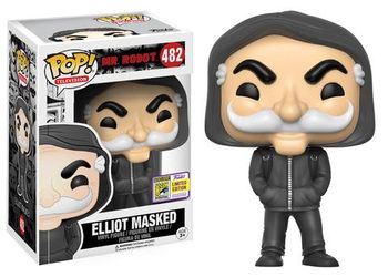 image de Elliot (Masked) [SDCC]