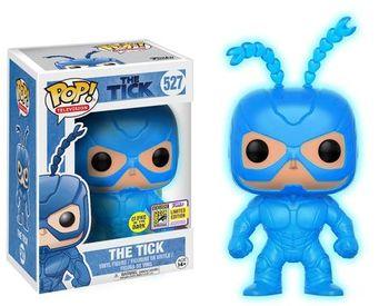 image de The Tick (Glow in the Dark) [SDCC]