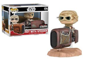 image de Rey with Speeder [Celebration]