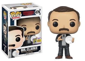 image de Mr. Clarke [SDCC]
