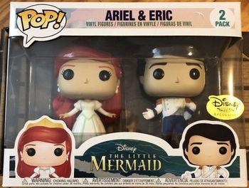 image de Ariel & Eric (2-Pack)