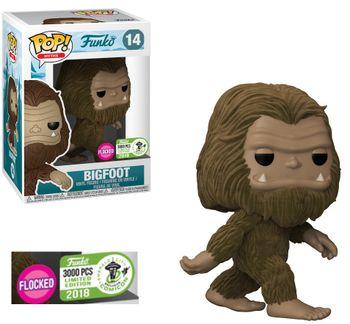 image de Bigfoot (Flocked) [ECCC]