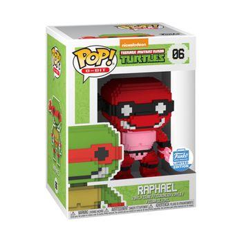 image de Raphael (Neon Red)