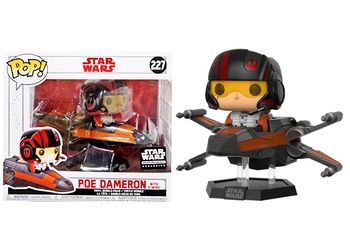 image de Poe Dameron with X-Wing
