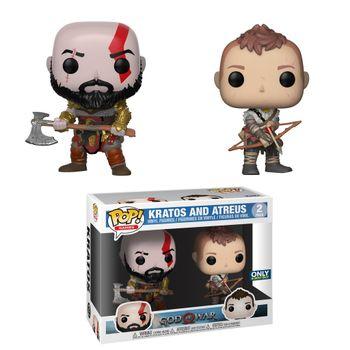 image de Kratos and Atreus (2-Pack)