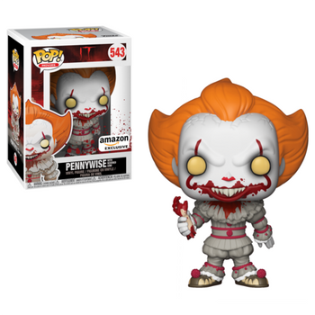 image de Pennywise with Severed Arm