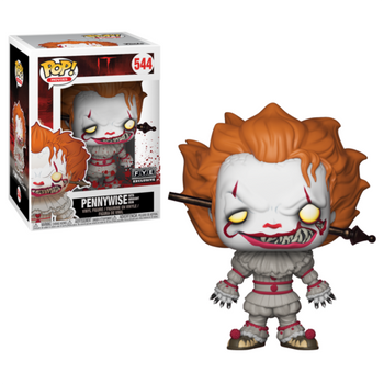 image de Pennywise with Wrought Iron