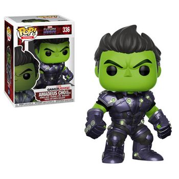 image de Amadeus Cho As Hulk #336 (Bobble-Head)