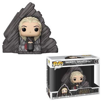 image de Daenerys Targaryen (Dragonstone Throne)