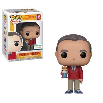 image de Mister Rogers (w/ Puppet)
