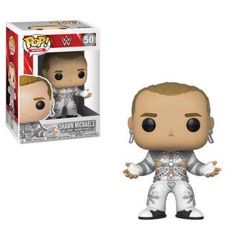 image de Shawn Michaels (Wrestle Mania XII)