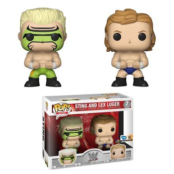 image de Sting and Lex Luger (2-Pack)