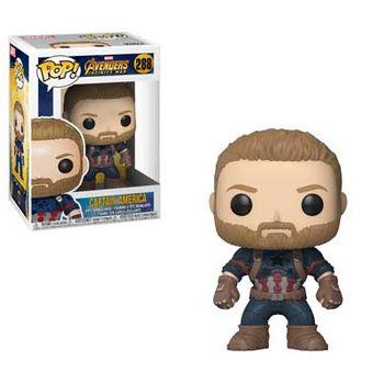 image de Captain America (Infinity War)
